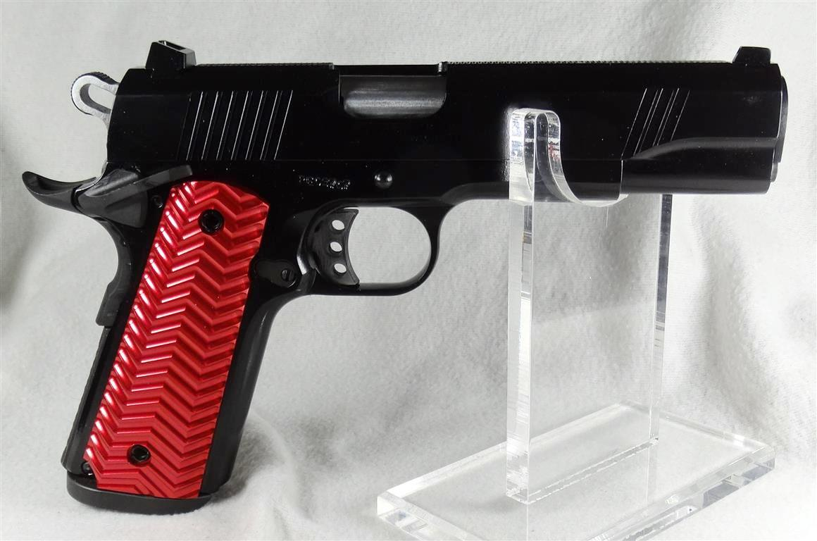 1911 Full Size CNC Red