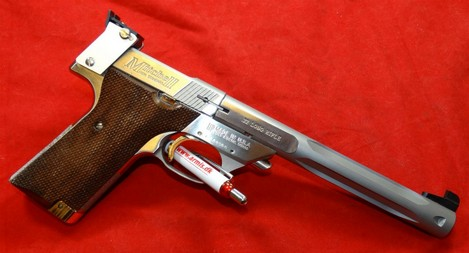 Mitchell Arms Trophy II i kaliber .22lr