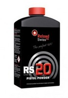 Reload Swiss RS20 ½kg
